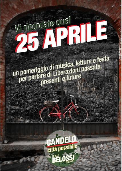 Una giornata in compagnia, venerdì 25 aprile dalle 16 alle 20 Terrazza del Cinema Verdi