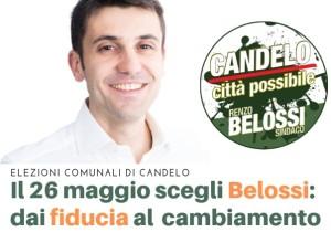 Banner Renzo Belossi Candelo